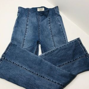 We The Free Stretch High Waist Flare Jegging Jeans